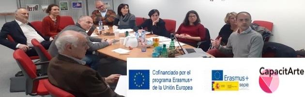 Nace un nuevo Proyecto Erasmus +: 'Capacitarte'