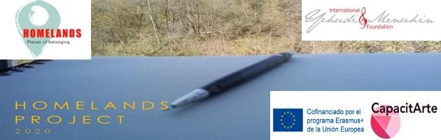 Erasmus + 'CapacitArte': Os presentamos el Proyecto 'Homelands' (Bélgica)