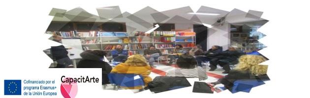 Proyecto Erasmus + 'Capacitarte': acción de capacitación para maestros en Portugal