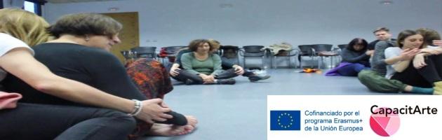 Teatro y Música desde Hungría, para CapacitArte