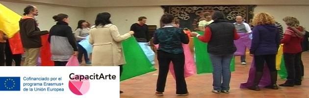CapacitArte: Vídeo Laboratorio 'Teatro, Pensamiento y Acción', por Luis Sampedro