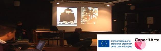 CapacitArte: desde Hungría, buenas prácticas