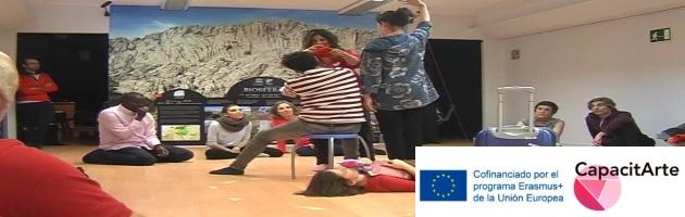 CapacitArte: Teatro, Movimiento y Cooperación desde Alemania