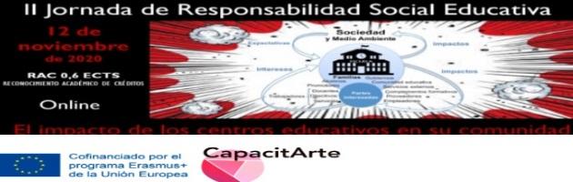 La FYME ha participado en la II Jornada de responsabilidad social educativa