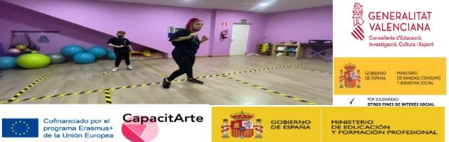 'Capacitarte': Tutoriales de Danza Urbana para luchar contra los estigmas y estereotipos (II): hiphop