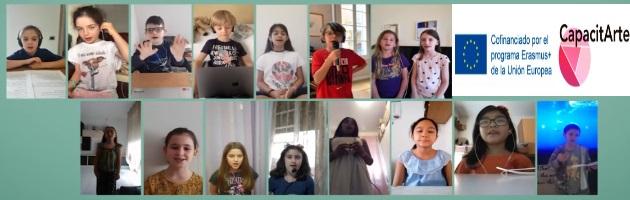 Capacitarte: 'A Million Dreams', niños/as de MUS-E Italia se une para interpretar esta preciosa pieza