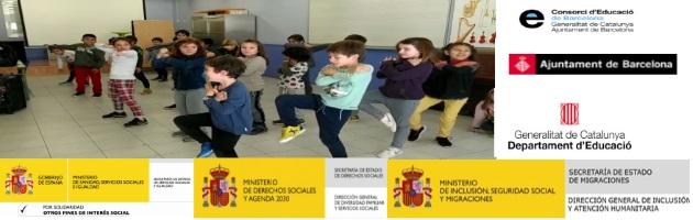Queremos compartir unas buenas y proactivas acciones de trabajo realizadas en la Escola Cal Maiol