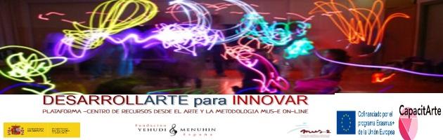 'Desarrollarte para innovar': os mostramos nuestro canal de Youtube con todos los trabajos de este proyecto